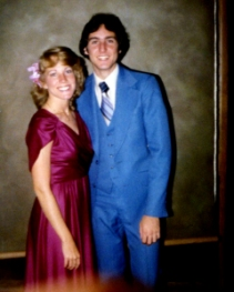 Ira and Liz in the early 80's