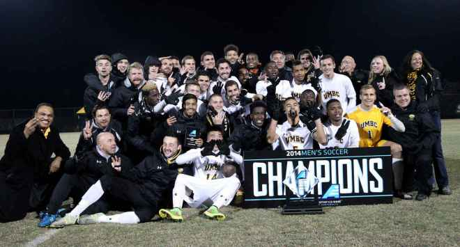 NCAA Mens Soccer: Hartford vs UMBC